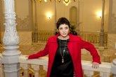 Espido Freire, en Cartagena para participar en los actos del Día de la Mujer