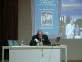 Miguel Pérez Fernández presentó  su libro en San Pedro del Pinatar