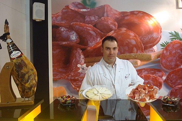 Sus Altezas Reales los Príncipes de Asturias visitaron este lunes el stand de ElPozo Alimentación en la Feria Alimentaria de Barcelona, Foto 3