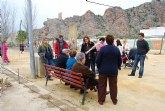 Los vecinos del Jard�n de Cervantes contemplan con satisfacci�n la nueva remodelaci�n del parque
