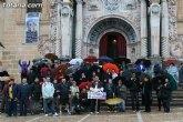 Más de 220 personas participaron en la exitosa peregrinación a Caravaca de la Cruz