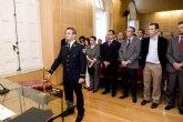 Manuel Asensio toma posesión como inspector jefe de la Policía Local de Cartagena