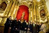 Dos años y medio de intenso trabajo devuelven su esplendor al retablo de San José