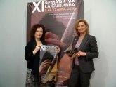 El flamenco protagoniza la XI Semana de la Guitarra de Cartagena