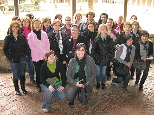 """El pasado fin de semana 24 mujeres alhameñas se embarcaban en un viaje a Barcelona por la """"Ruta de las Donas"""", Foto 4"""
