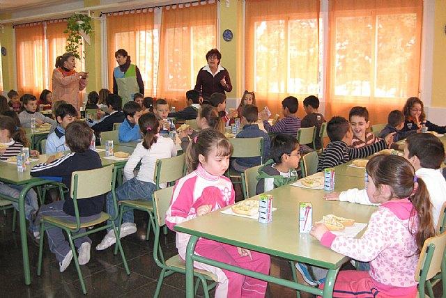 La Concejalía de Turismo pone en marcha la campaña 'Desayuna saludable', enmarcada dentro de las II Jornadas Gastronómicas de Puerto Lumbreras - 1, Foto 1