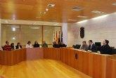 El alcalde y el concejal de Bienestar Social reciben a los miembros de la 'Asociación de integración y prestación de servicios a la comunidad de inmigrantes de la región de Murcia'