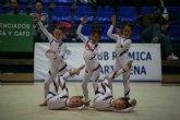 Celebrada la segunda tanda de la XXX Competición de Gimnasia Rítmica