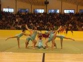 La concejalía de Deportes de Totana organiza una competición interescuelas de gimnasia rítmica