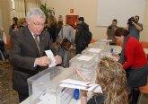 El rector de la Universidad de Murcia, reelegido con el 67 por ciento de los votos