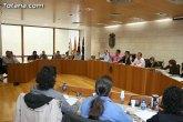 El Pleno aprueba el convenio para la prestación de asistencia pública del transporte sanitario del Centro de Salud