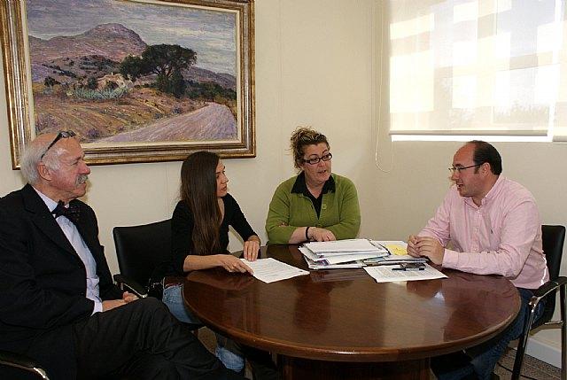 Puerto Lumbreras recibe a los socios del proyecto europeo 'Festival del Mundo Árabe'  con el que se promueven actividades culturales - 1, Foto 1