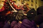 El Cristo del Socorro y la Onza de Oro abren la Semana Pasional de Cartagena