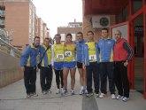 El fin de semana del puente de San José fue de lo mas activo para los atletas del Club Atletismo Totana