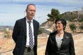 La Comunidad construye un anfiteatro con capacidad para mil personas en Las Cañadas de Pliego