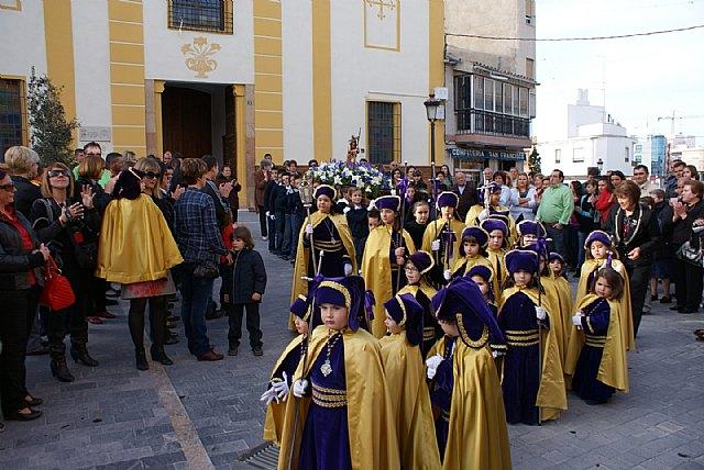 Puerto Lumbreras acoge la tradicional Procesión Infantil - 1, Foto 1