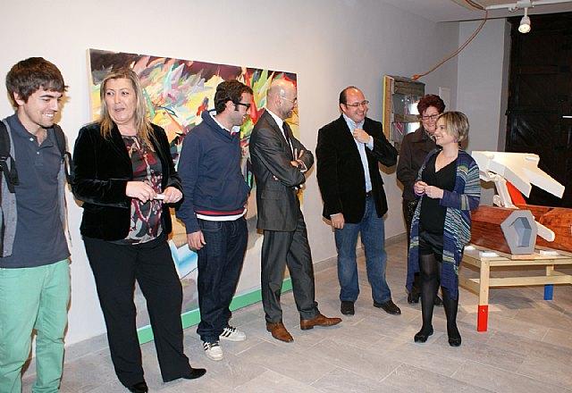 El Certamen Internacional de Arte Actual EXPLUM abre sus puertas con la inauguración de la exposición de las obras seleccionadas - 1, Foto 1