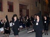 La Procesión de la Penitencia con la Macarena y el Cristo de Medinaceli