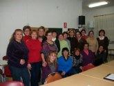 Clausurado el taller de Protocolo y Relaciones Públicas que ha realizado la Asociación de Mujeres Nuestra Señora del Rosario de Balsicas