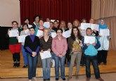 Puerto Lumbreras clausura un programa formativo destinado al desarrollo de habilidades sociales para favorecer la integración sociolaboral