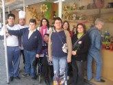 La Feria Chocomanía continúa acogiendo visitas de diferentes colectivos