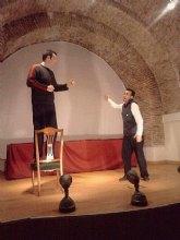 Mar Vidal y Carlos Aliaga, ganadores del VII Match de Improvisación