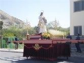 Inaugurado y bendecido el nuevo trono que portará estos desfiles a Santa Maria Magdalena