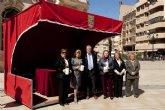 El Ayuntamiento participa en la tradicional cuestación de Semana Santa