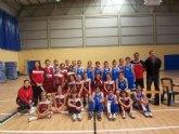 El Club Basket Cartagena aporta seis jugadoras para el Campeonato de España de Minibasket