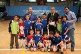 Alcorcón de Fútbol Sala participa en un encuentro social-deportivo en Cartagena