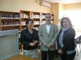 Cultura mejora la Biblioteca de Pliego con una inversión de 70.000 euros