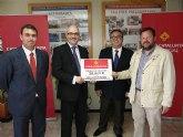 El Parque Los Juncos de Molina de Segura recibe una subvención de 25.000 euros de Obra Social Caixa Catalunya