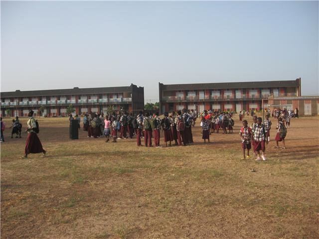 La Asociación de Deportes Puerto Lumbreras Lumbreras trabaja en un proyecto solidario en Burkina Faso para la mejora de infraestructuras deportivas - 1, Foto 1