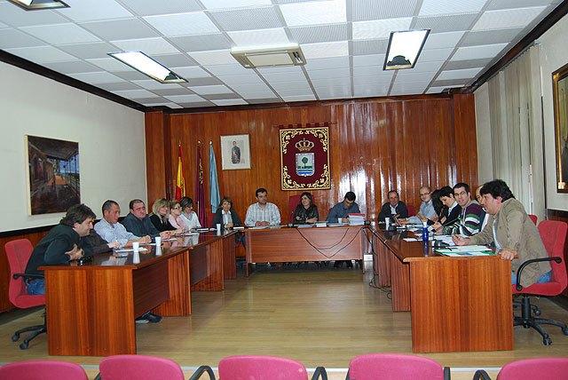 El Ayuntamiento de Fuente Álamo aprueba su bandera oficial - 1, Foto 1