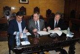 El INSS firma un convenio de colaboración con el Ayuntamiento de Calasparra