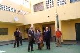 El Instituto de Vivienda y Suelo finaliza la rehabilitación de la barriada de San José  Artesano de Abarán