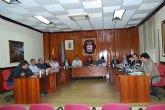 El Ayuntamiento de Fuente Álamo aprueba su bandera oficial
