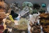 La XIV Feria de Minerales y Fósiles de la Sierra Minera de la Unión acoge a 36 expositores