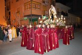 """El """"Santo Entierro de Cristo"""" desfiló por las calles de Las Torres de Cotillas"""