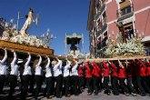 Puerto Lumbreras culmina la Semana Santa 2010 con la procesión del Encuentro