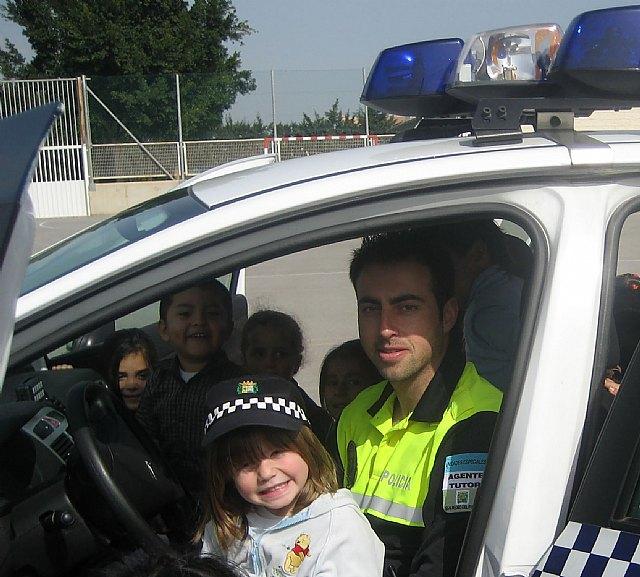 La Unidad de Policía Tutor participa activamente en la Educación vial en todos los centros públicos del municipio - 3, Foto 3