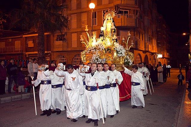 Celebrada la Procesión del Prendimiento en Mazarrón - 1, Foto 1