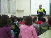 La Unidad de Policía Tutor participa activamente en la Educación vial en todos los centros públicos del municipio