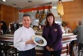 """Restaurante """"Los Bartolos"""" gana el primer premio de la actividad """"Tapeando por Alhama, con�cela"""""""