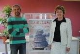 """La biblioteca de San Javier invita a toda la población a participar en el programa """"Un libro, una ciudad"""""""