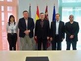 Una delegación de la región de Rostov (Rusia) se interesa por el modo de recuperación del patrimonio minero de la Unión