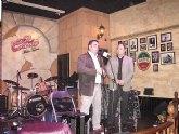 Malagüero puso música a la inauguración del festival Pinatar Folk