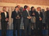 El Ayuntamiento de Puerto Lumbreras recibe un Premio Tomir 2010