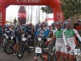 Puerto Lumbreras congrega a cerca de 300 participantes en la V Marcha de Mountain bike