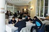 Comienza en Puerto Lumbreras el XXV Campeonato Regional Absoluto Individual de Ajedrez con cerca de un centenar de participantes
